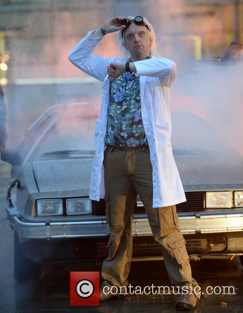 Delorean and The Doctor 5