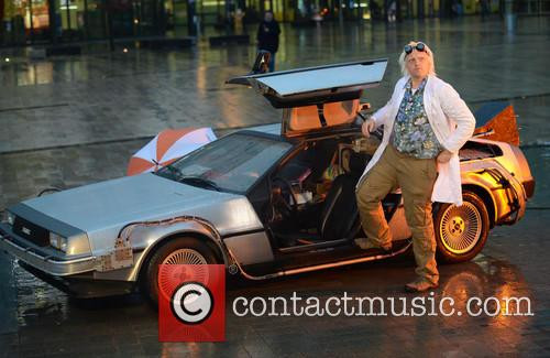 Delorean and The Doctor 8