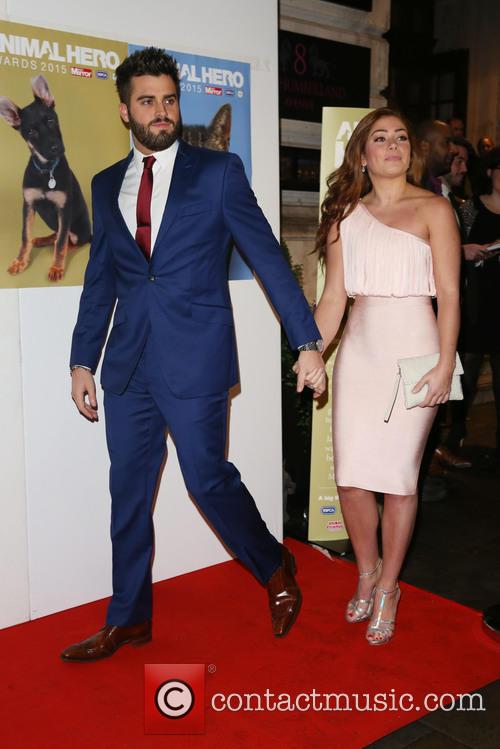 Nikki Sanderson, Boyfriend and Greg Whitehurst 2