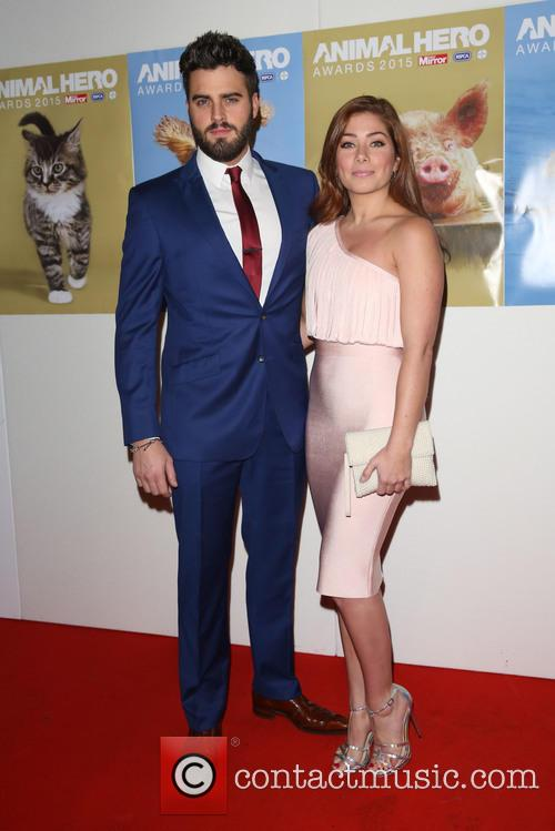 Nikki Sanderson, Boyfriend and Greg Whitehurst 1