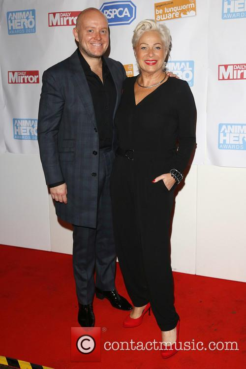 Lincoln Townley and Denise Welch 1