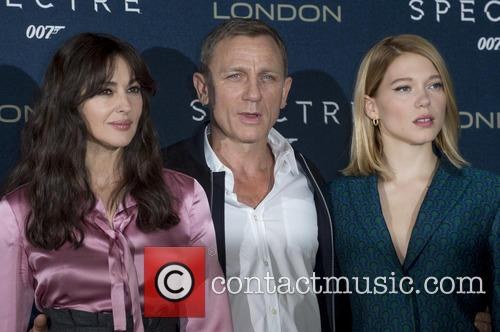 Atmosphere, Daniel Craig and Lea Seydoux 2