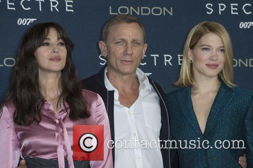 Atmosphere, Daniel Craig and Lea Seydoux 3