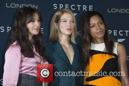 Monica Bellucci, Lea Seydoux and Naomi Harris 2