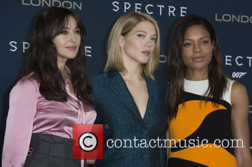 Monica Bellucci, Lea Seydoux and Naomi Harris 1