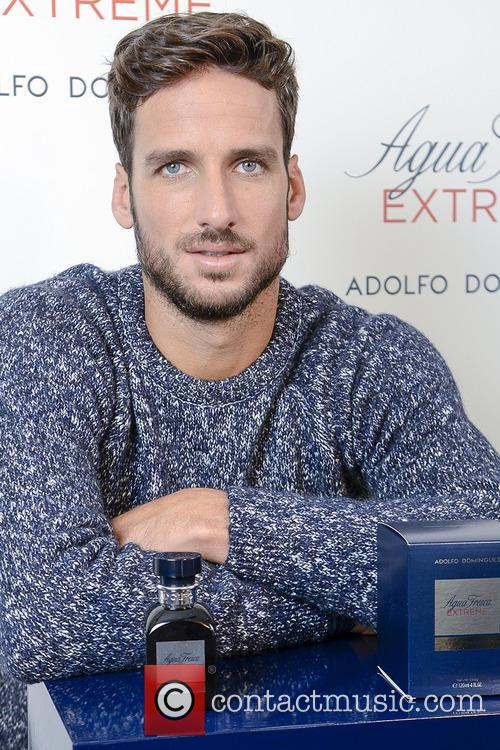 Feliciano Lopez presents the new male fragrance by...