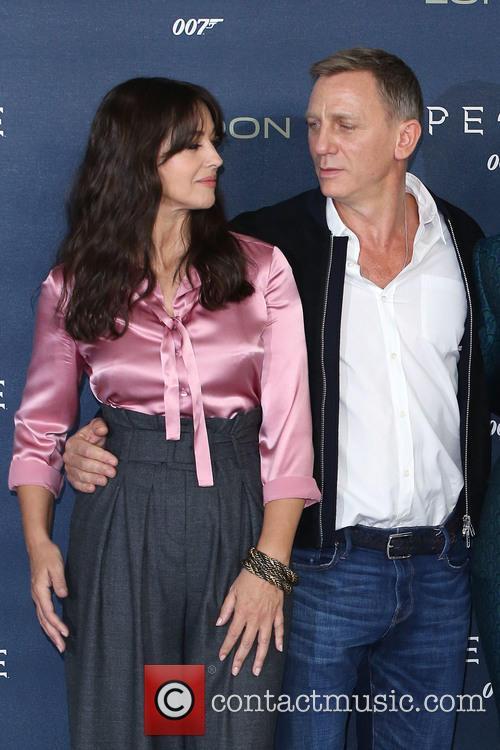 Monica Bellucci and Daniel Craig 2