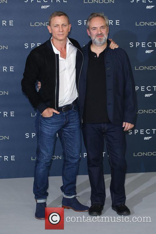 Daniel Craig and Sam Mendes 2