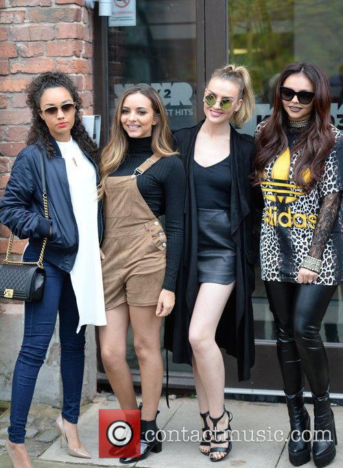 Leigh Anne Pinnock, Jade Thirwall, Perrie Edwards and Jesy Nelson 2