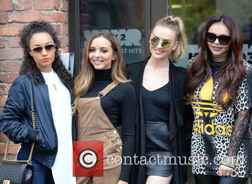 Leigh Anne Pinnock, Jade Thirwall, Perrie Edwards and Jesy Nelson 3