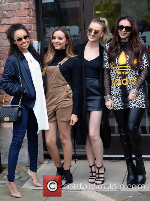 Leigh Anne Pinnock, Jade Thirwall, Perrie Edwards and Jesy Nelson 4