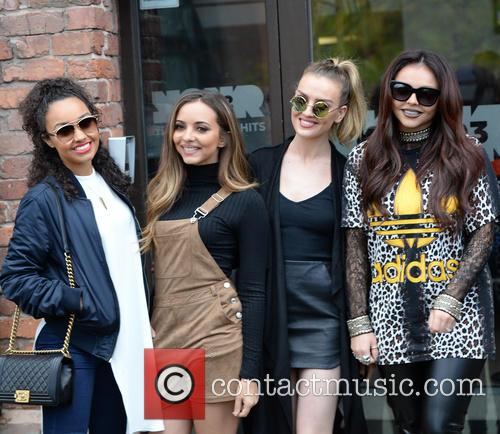 Leigh Anne Pinnock, Jade Thirwall, Perrie Edwards and Jesy Nelson 1
