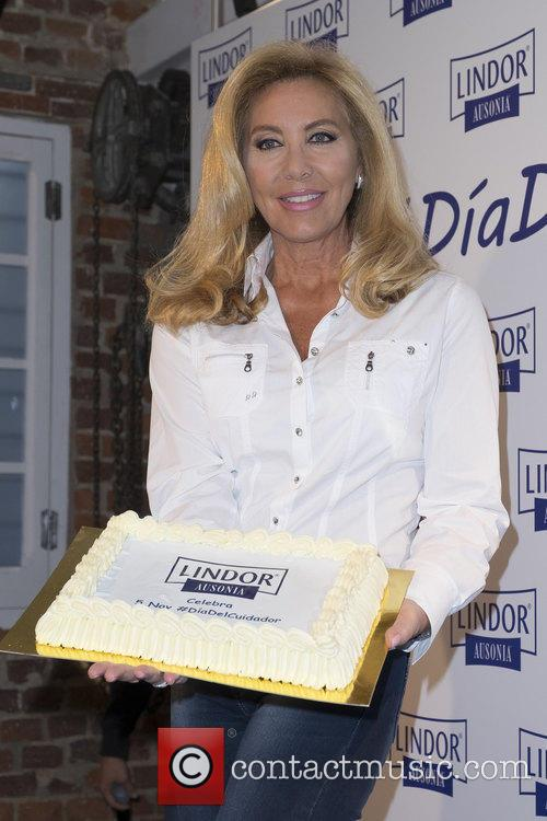 Actress Norma Duval attends a photocall for Caregiving...