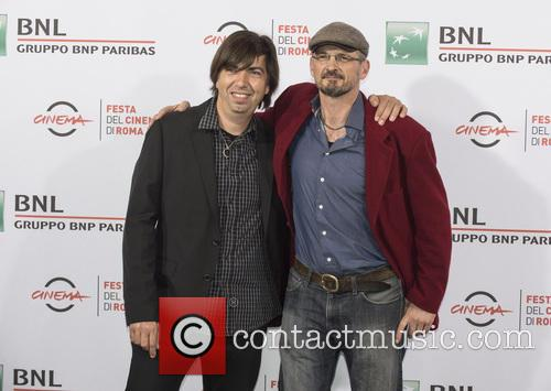 Cyril Barbancon and Andrew Byatt 3