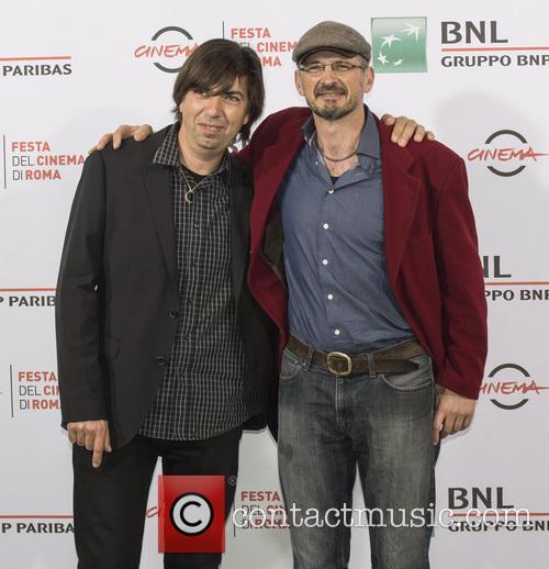Cyril Barbancon and Andrew Byatt 5
