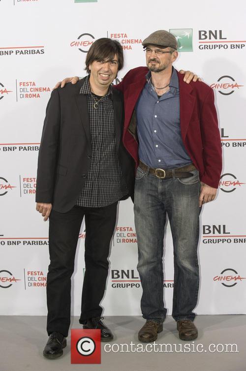 Cyril Barbancon and Andrew Byatt 1
