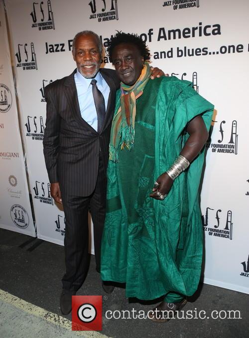 Danny Glover and Moko 1
