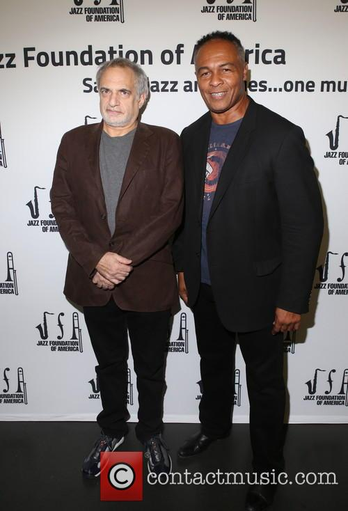 Donald Fagen and Ray Parker Jr. 1