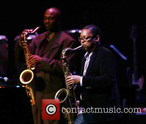 Harlem and Ravi Coltrane 1