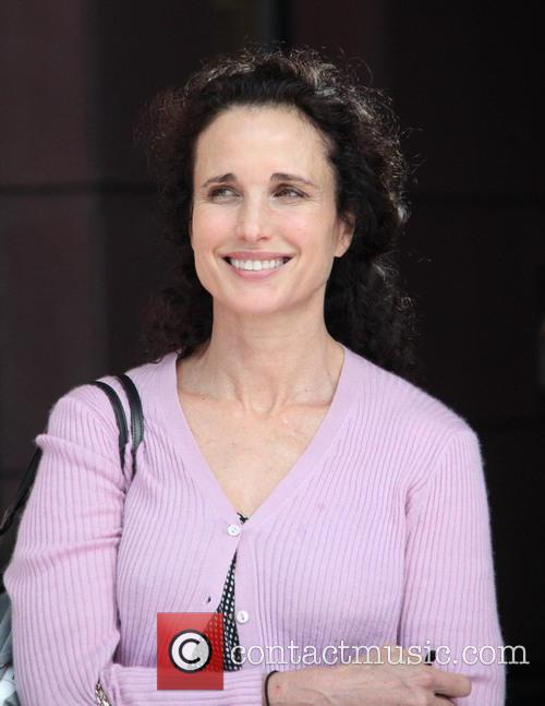 Andie MacDowell out and about in Beverly Hills