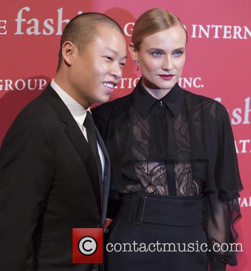 Jason Wu and Diane Kruger 2