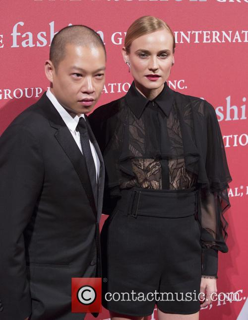 Jason Wu and Diane Kruger 1