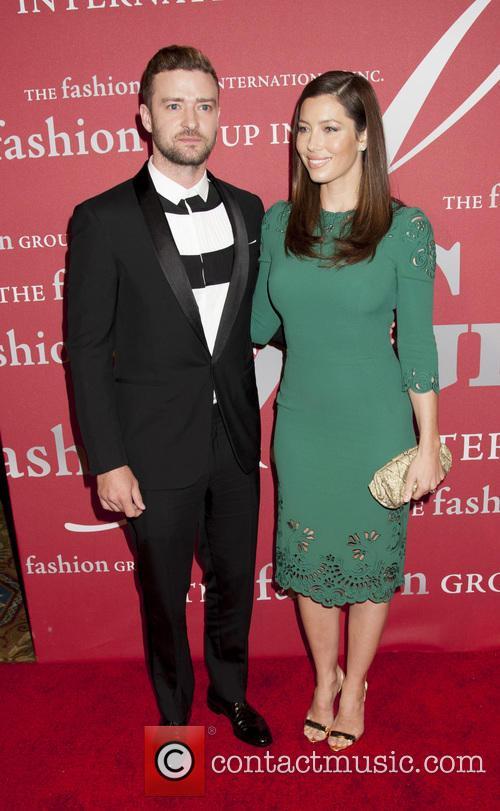 Justin Timberlake and Jessica Biehl 3