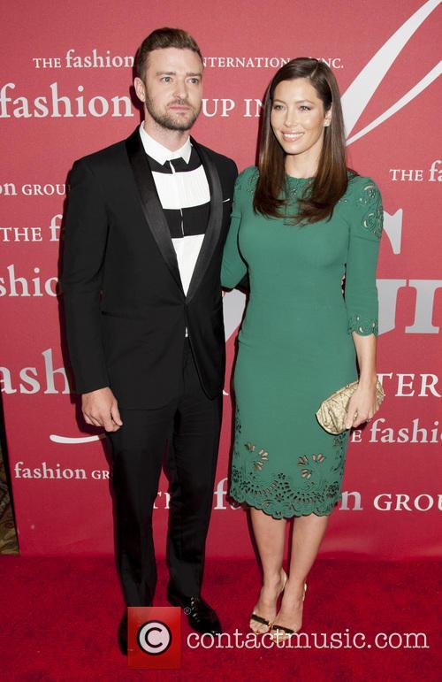 Justin Timberlake and Jessica Biehl 4
