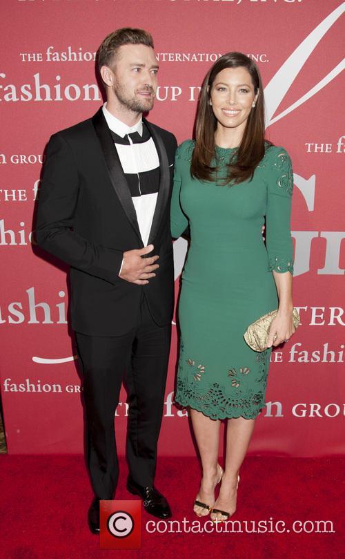 Justin Timberlake and Jessica Biehl 7