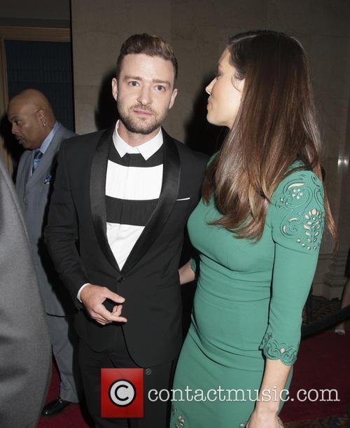 Justin Timberlake and Jessica Biehl 9