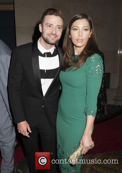 Justin Timberlake and Jessica Biehl 10