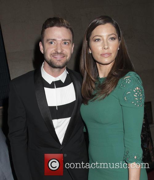 Justin Timberlake and Jessica Biehl 1