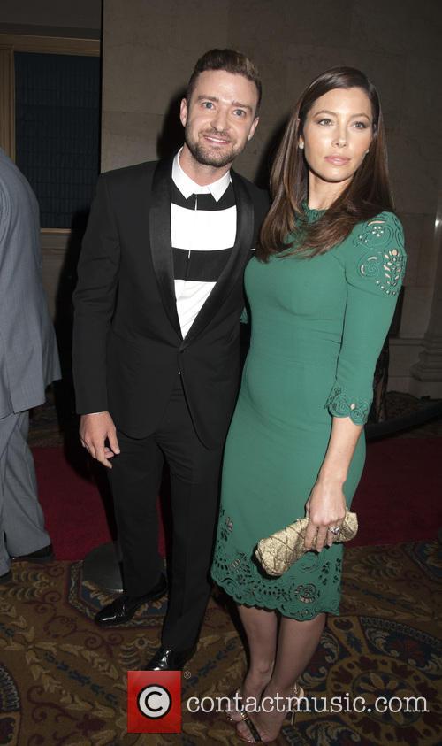 Justin Timberlake and Jessica Biehl 11