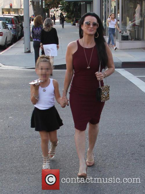 Kyle Richards and Portia Umansky 2