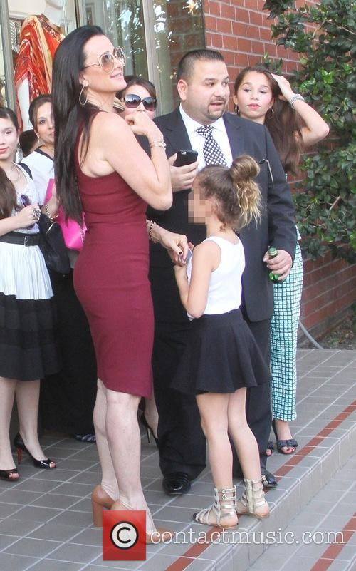 Kyle Richards and Portia Umansky 6
