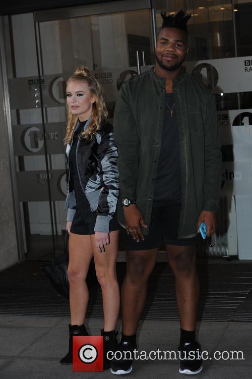 Uzo Emenike and Zara Larsson 5