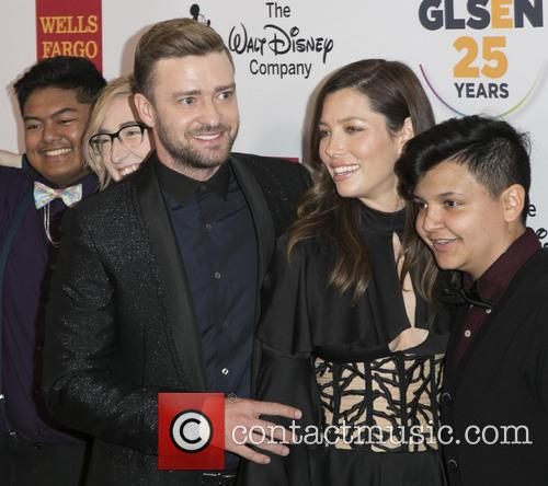 Justin Timberlake, Jessica Biel and Guests 5