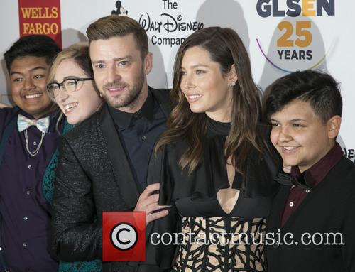 Justin Timberlake, Jessica Biel and Guests 6