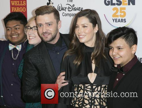 Justin Timberlake, Jessica Biel and Guests 7