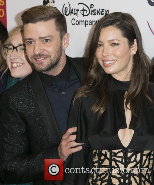 Justin Timberlake, Jessica Biel and Guests 8