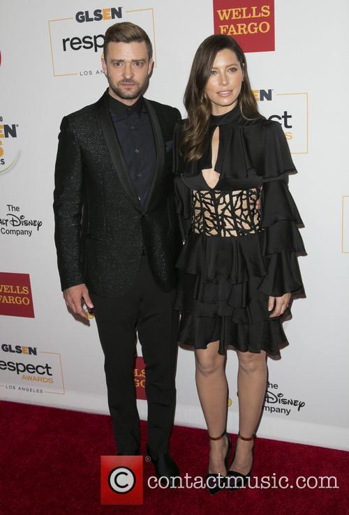 Justin Timberlake and Jessica Biel 8