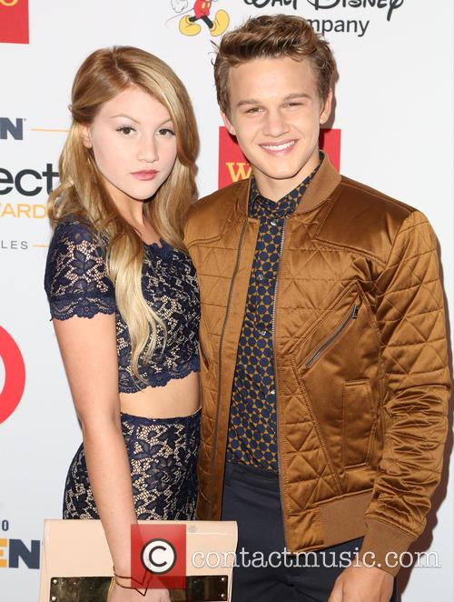 Brooke Sorenson and Gavin Macintosh 1