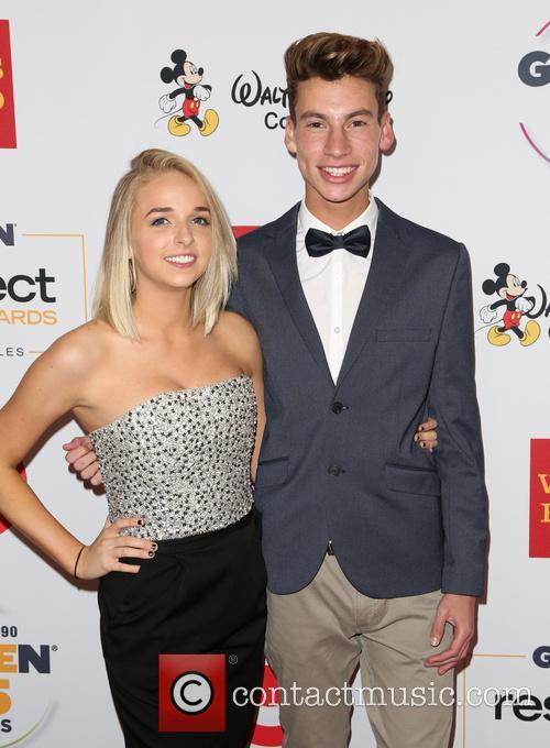 Jen Mcallister and Jack Baran 1