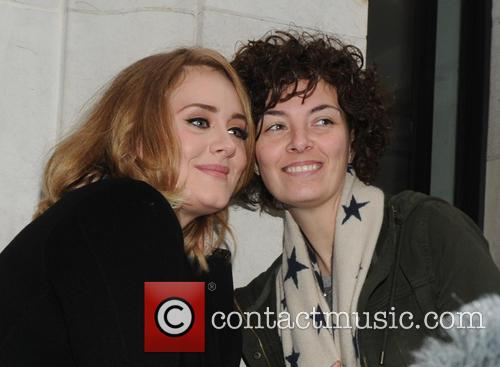 Adele in London