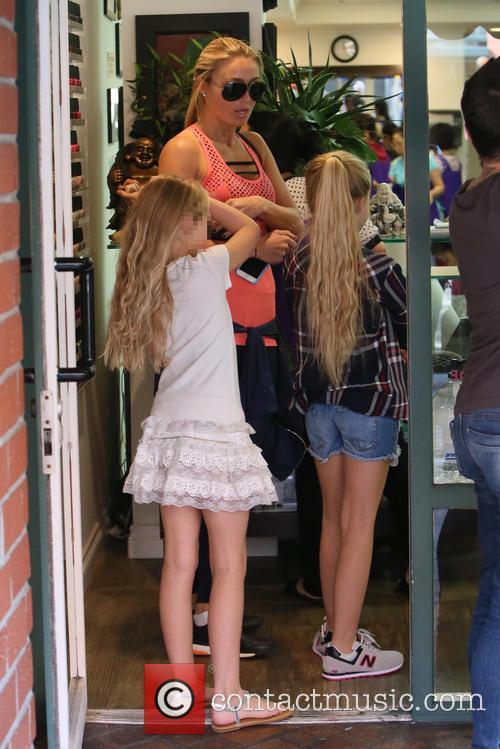 Alex Gerrard, Lilly Ella Gerrard and Lexie Gerrard 7