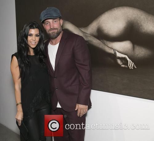 Kourtney Kardashian and Brian Bowen Smith 1