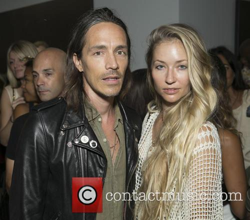 Brandon Boyd and Baelyn Neff 1