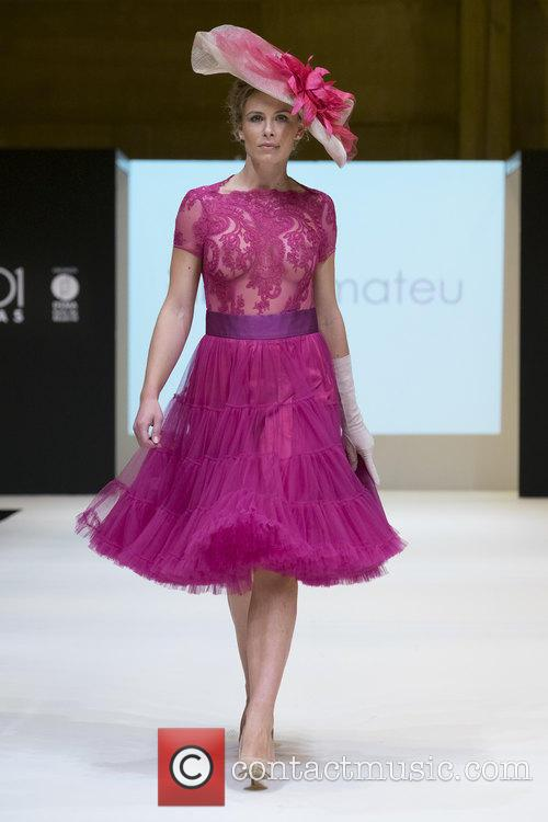 Bridal Fashion Week Madrid, Higinio Mateu and Catwalk 2