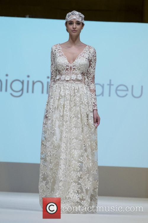Bridal Fashion Week Madrid, Higinio Mateu and Catwalk 10