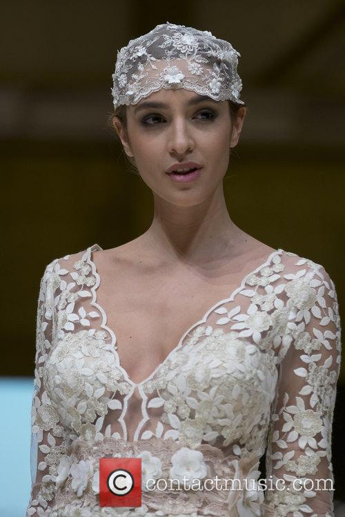 Bridal Fashion Week Madrid, Higinio Mateu and Catwalk 11